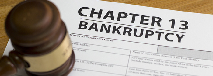 Chapter 13 Bankruptcy form and pen