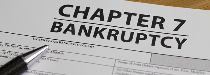 chapter 7 bankcruptcy form and pen