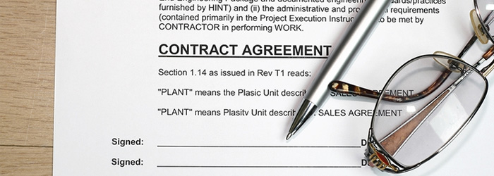 Contract Law - The Piatchek Law Firm