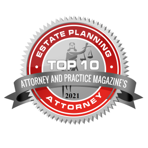 Top 10 Estate Planning Attorney 2021