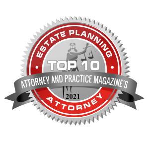 Top 10 Estate Planning Attorney 2021