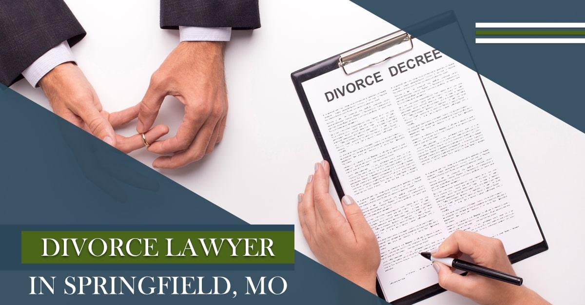 Divorce Attorney in Springfield MO